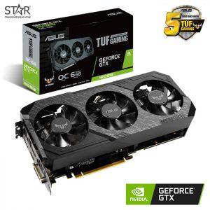 VGA Asus GTX 1660 Super 6G GDDR6 TUF Gaming X3 OC